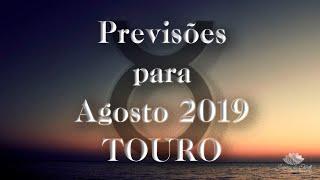 TOURO Agosto 2019 ✨ Segura essa Vênus ✨