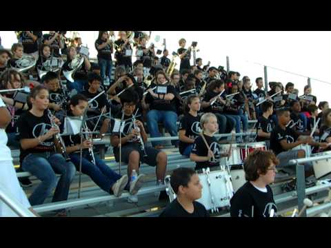 Hudson Middle School fight song