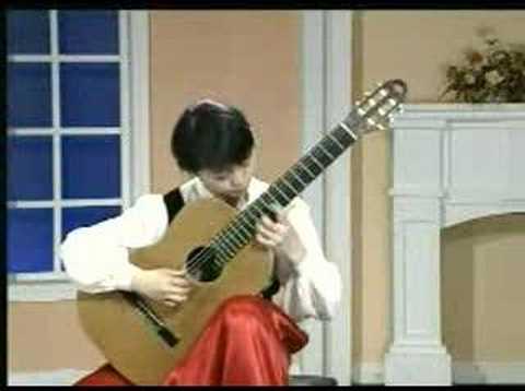 Li Jie - Paganini Caprice No 24