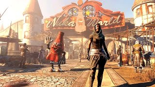 Fallout 4: Nuka World DLC ? The Movie / Full Walkthrough / No Commentary ?1080p HD?
