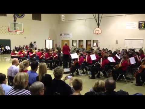 McConnell Middle School Orchestra