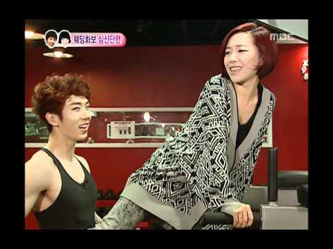 우리 결혼했어요 - We Got Married, Jo Kwon, Ga-in(35) #02, 조권-가인(35) 20100717 video