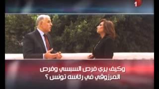 الليلة.. مصطفى نابلى المرشح السابق لرئاسة تونس حوار خاص مع رشا نبيل فى كلام تانى