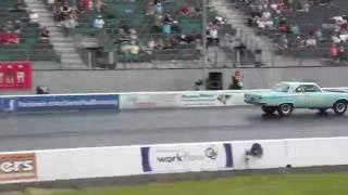More Drag Racing at Santa pod Dragstelgia