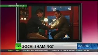 Cyber security, experts: NBC fabricated Sochi hacking story  2/7/14