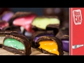 DIY Rainbow Chocolate Drops | FridgeCam