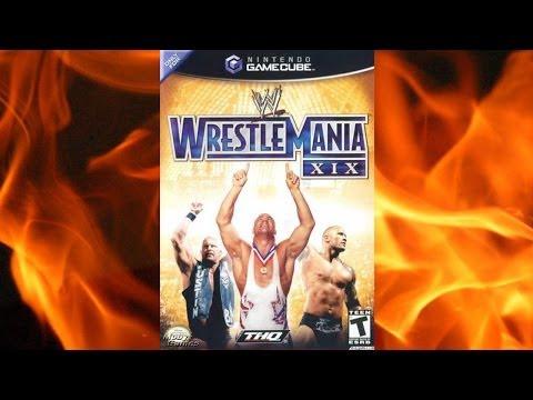Wrestlemania Xix (19) Gamecube Review video