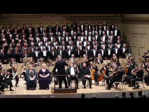 Boston Symphony performs Mendelssohn's 