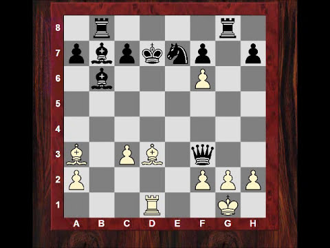 The Evergreen Game! Adolf Anderssen vs Jean Dufresne - Evans Gambit (C52) (Chessworld.net)