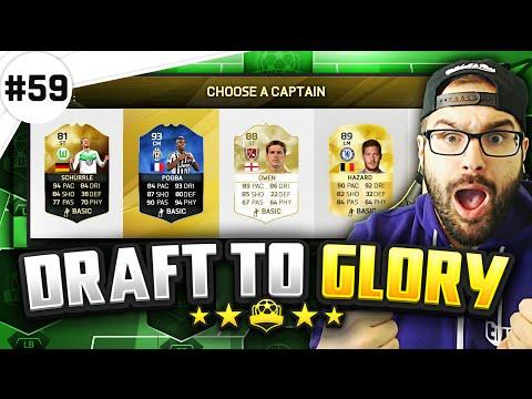 OMG YES!! 97 CRISTIANO RONALDO FUT DRAFT! - Draft to Glory #59 - FIFA 16 Ultimate Team