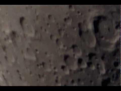 Celestron Nexstar 8se Moon on a Celestron Nexstar 8se