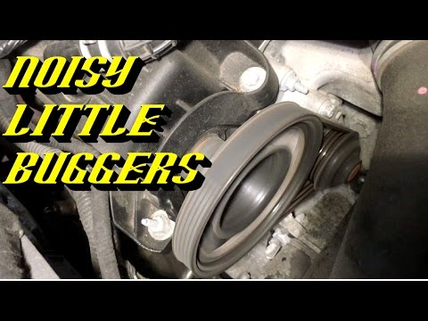 Ford Quick Tips #70: Quickly Diagnose Hard to Find Belt Noises