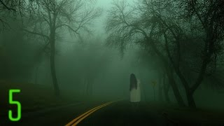 5 Creepiest Roads You Should Never Drive