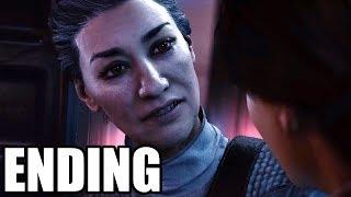 STAR WARS BATTLEFRONT 2 RESURRECTION Ending - Story DLC Ending