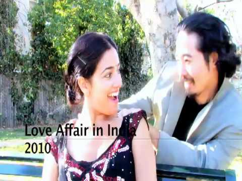 """LOVE AFFAIR in INDIA"" - Starring Mimi Kapoor and Filipino Actor GuiL Claveria"