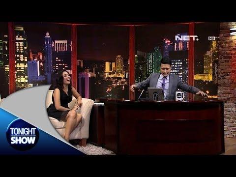 Artis Cantik Bella Fawzi, Anak Dari Ikang Fawzi Berbicara Tentang India - Tonight Show video