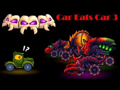 Новое обновление Car Eats Car 3 – Racing Game Хищные машинки 3! Провалились в пещеру
