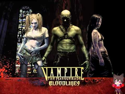 Vampire The Masquerade: Bloodlines - Hollywood Theme video