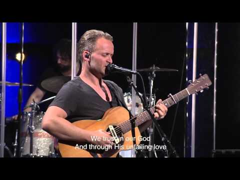 """We Will Not Be Shaken""- Bethel Music Moment"