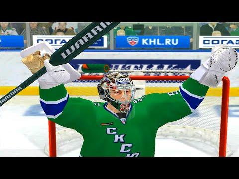Скачать РХЛ 15, РХЛ 16, NHL 09