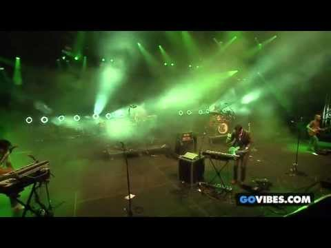 "Lotus performs ""Golden Ghost"" at Gathering of the Vibes Music Festival 2014"