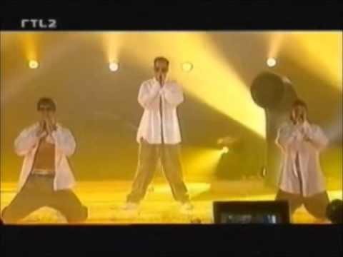 1996 Backstreet boys Dance Machine (We've got it going on)