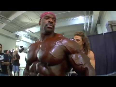 Ronnie Coleman & Jay Cutler video