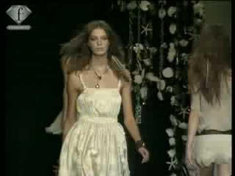 Fashion Tv Ftv - Models Daria Werbowy Fem Pe 2004 video
