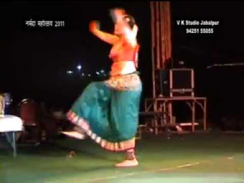 Nache Mayuri Sudha Chandran JABALPUR.mpg