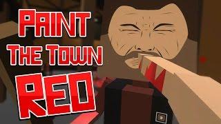 BRIGA NA BALADA ! PAINT THE TOWN RED