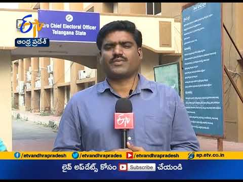 Polling Begins |n for Telangana Assembly