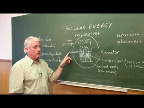 How Things Work : How Nuclear Energy Works
