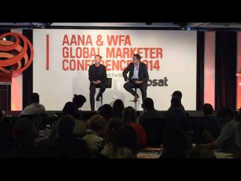 Unilever, Marc Mathieu - Global Marketer Conference - AdNews