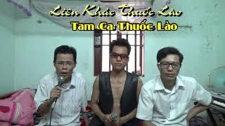 Nhạc Chế : Làm Thuê Xứ Đài | Lk Ngụ Cười Biệt Ly & Mất Nhau Rồi - Tam Ca Thuốc Lào