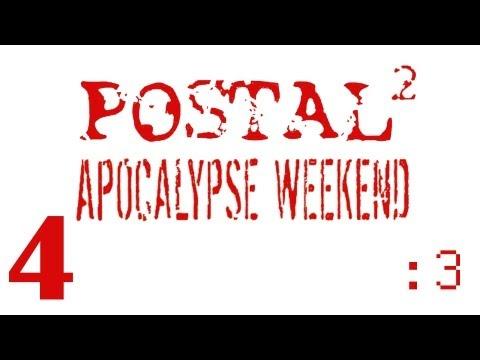 Давайте Почтальонить в Postal 2: Apocalypse Weekend :3 #4