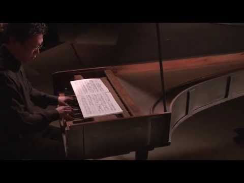 Cristofori Piano: Preludio of sonata number 6 by Lodovico Guistini