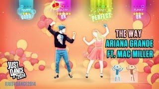 Just Dance 2014 | Ariana Grande - The Way ft. Mac Miller