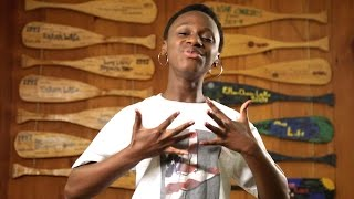 """Pharrell Video - Pharrell's """"Happy"""" in ASL by Deaf Film Camp at CM7"""
