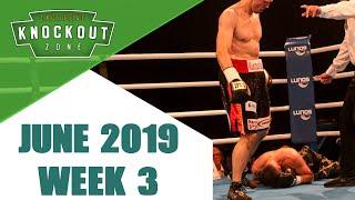 Boxing Knockouts | June 2019 Week 3