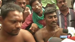 Farmer who climbed up tree to protest speaks out | News7 Tamil