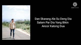 Fresly Nikijuluw - Salam Par Dia( Lirik Video) - Musik76