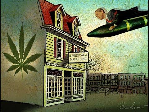 IRS Rules Burn Marijuana Policy
