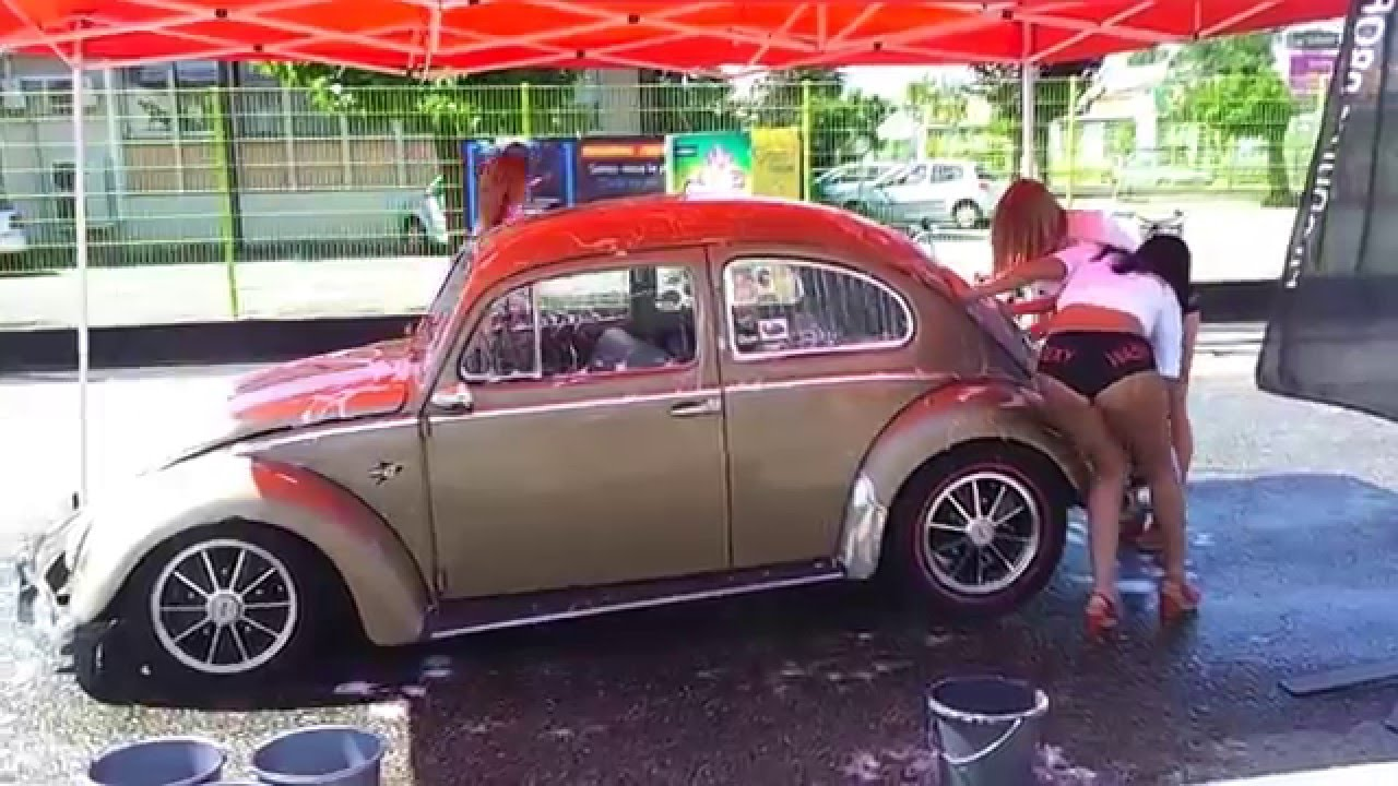 Bug Out Vw Car Show
