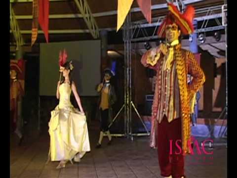 Vals de quince años estilo Carnaval