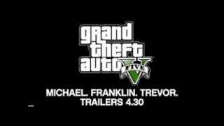 GTA V trailer of Michael, Trevor, Franklin news