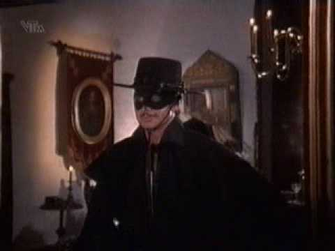 Zorro - The Gay Blade - Bear with pig ears
