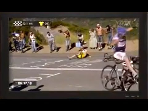 Telenet HD Digital TV - Tour de France Commercial