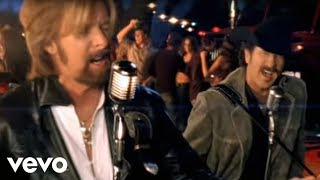 Watch Brooks  Dunn Hillbilly Deluxe video