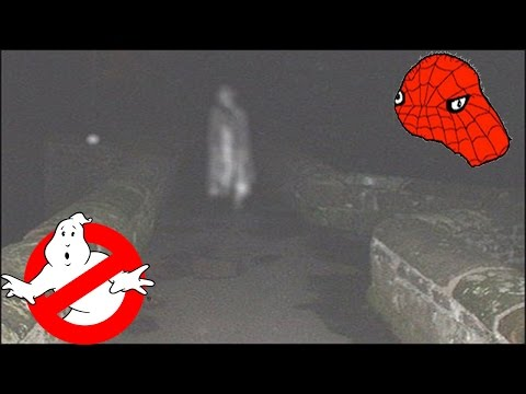 Real Ghost Caught On Camera video