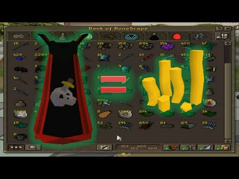 Selling all loot from 95-99 slayer!